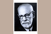 Art Postcard - Sigmund Freud, 1938