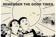 Wooden Art Postcard - Remember the Good Times