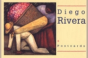 Art Postcard Book of 22 Cards: Diego Rivera