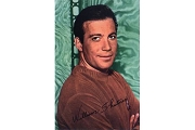 Art Postcard - William Shatner