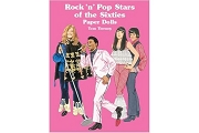 Rock & Roll Paper Dolls - Stars of the 1960s