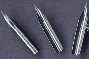 Vintage Pen Nibs - Set of 3