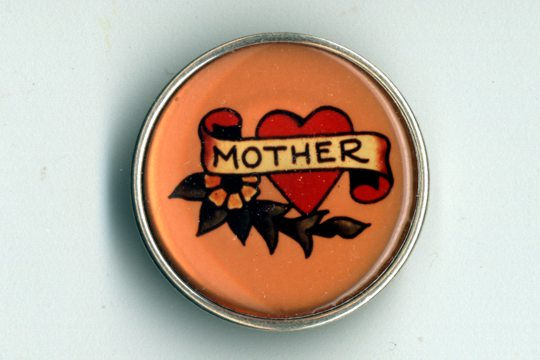 MOTHER Tattoo Pin