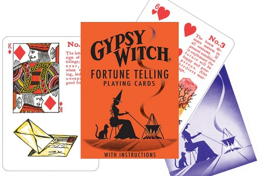 gypsies family and fortune tellers