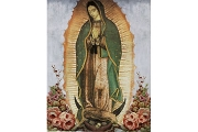 Large (8x10) Print of Our Lady of Guadalupe