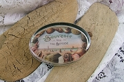 Souvenir from the Seaside Paperweight by Carolyn Whitaker