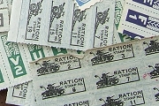 Ration Stamp Assortment: Package of 10