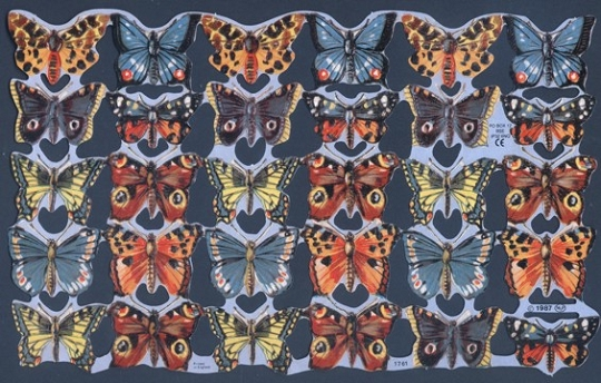 Butterflies - Set #1