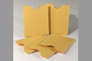 Kraft Sleeves - Small