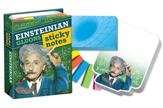 Sticky Notes - Einsteinian Gluons (Sticky Notes)