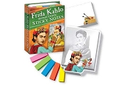 Sticky Notes - Frida Kahlo Reflections