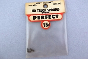 Vintage Steel HO Truck Springs in Original Package