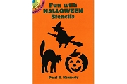 Stencils: Fun with Halloween Stencils