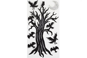 Spooky Tree Stickers