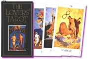 The Lovers' Tarot Deck and Book Set