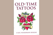 Temporary Tattoos - Old-Time Classic Tattoos