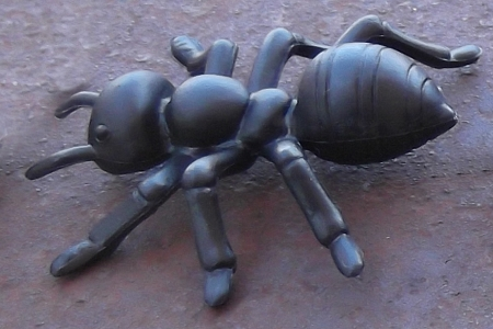 Small Plastic Ant