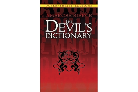 The Devil's Dictionary Paperbound Book