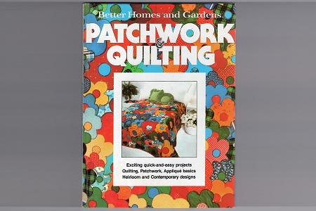 Vintage Patchwork & Quilting Book