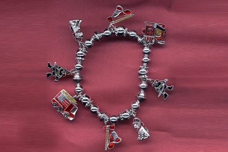Stretch Firefighter Bracelet - Second Quality
