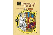 The Illuminated Alphabet Coloring Book with a FREE Mini Pack of Crayons