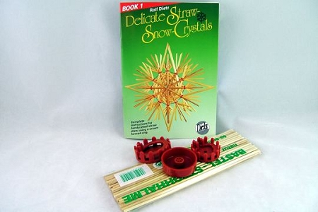 Beginner Straw Star Kit (#1 GREEN LABEL)