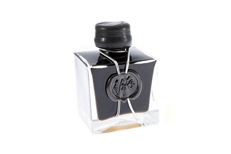 J. Herbin Anniversary Ink (Limited Edition) 1670 Gift box with 50ml Bottle Stormy Grey Ink