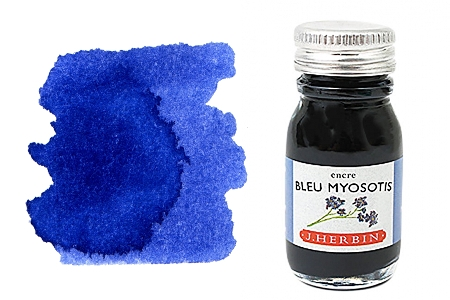 J Herbin Bleu Myosotis (Erasable) Ink