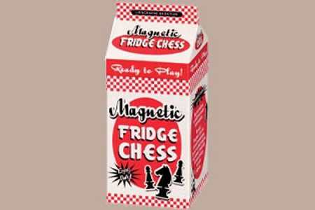 Magnetic Fridge Chess