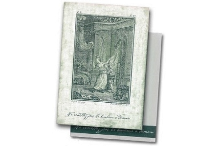 French Joy Pocket Notebook