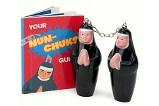 New Old Stock Nun-Chuks Mega Mini Kit