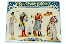 Colleen Moore Paper Dolls
