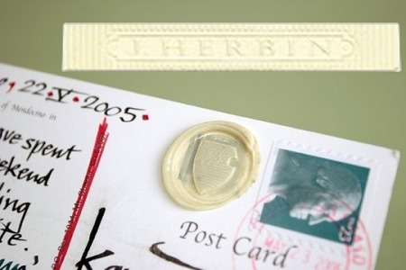 J.Herbin Sealing Wax - Supple Ivory - For Mailing