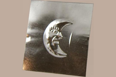 Moon Slice Metal Stamping