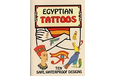 Egyptian Temporary Tattoos