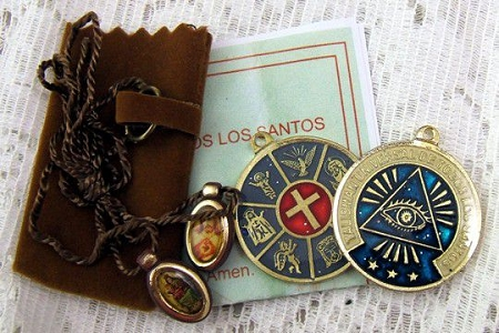 All Saints Talisman (Todo Los Santos)