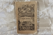 Rare Antique Chautauqua Mini Text Book No. 23 - English Literature