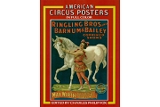 American Circus Posters - Oversized Book