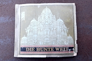 Die Bunte Welt - The Colorful World - Cigarette Cards Collectors Album