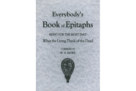 Everybody's Book of Epitaphs