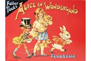 Father Tuck's Alice in Wonderland Panorama Board Book