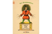 Vintage Old Stock Der Struwwelpeter in German Hardback Mini Book