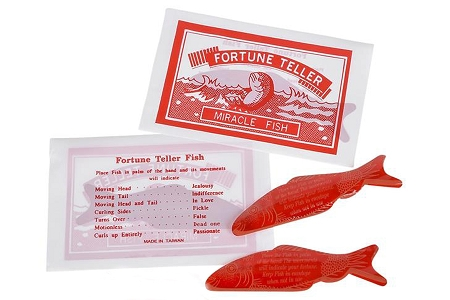 Magic Fortune Telling Fish