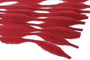 Red Chenille Bump Stems