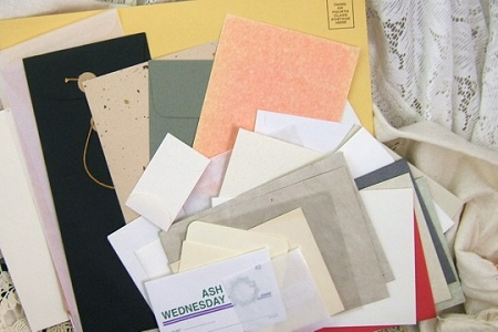 Envelope of Envelopes, Sleeves, Pockets & Such (Vintage & New) - At Least 25!