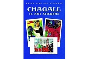 Fine Art Stickers: Marc Chagall