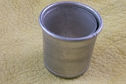 Vintage Adjustable Aluminum Shot Glass