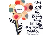 Greeting Card: The Art of Being Kind