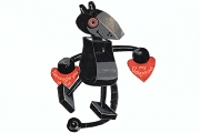 Rare 1920s Vintage Micky (not Mickey) Mouse Mechanical Valentine!