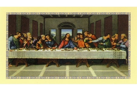 Apostles' Creed Holy Card - Package of 5